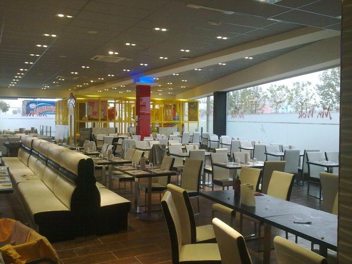 Proyecto de restaurante mr wok en laguna de duero - Constructoras en valladolid ...