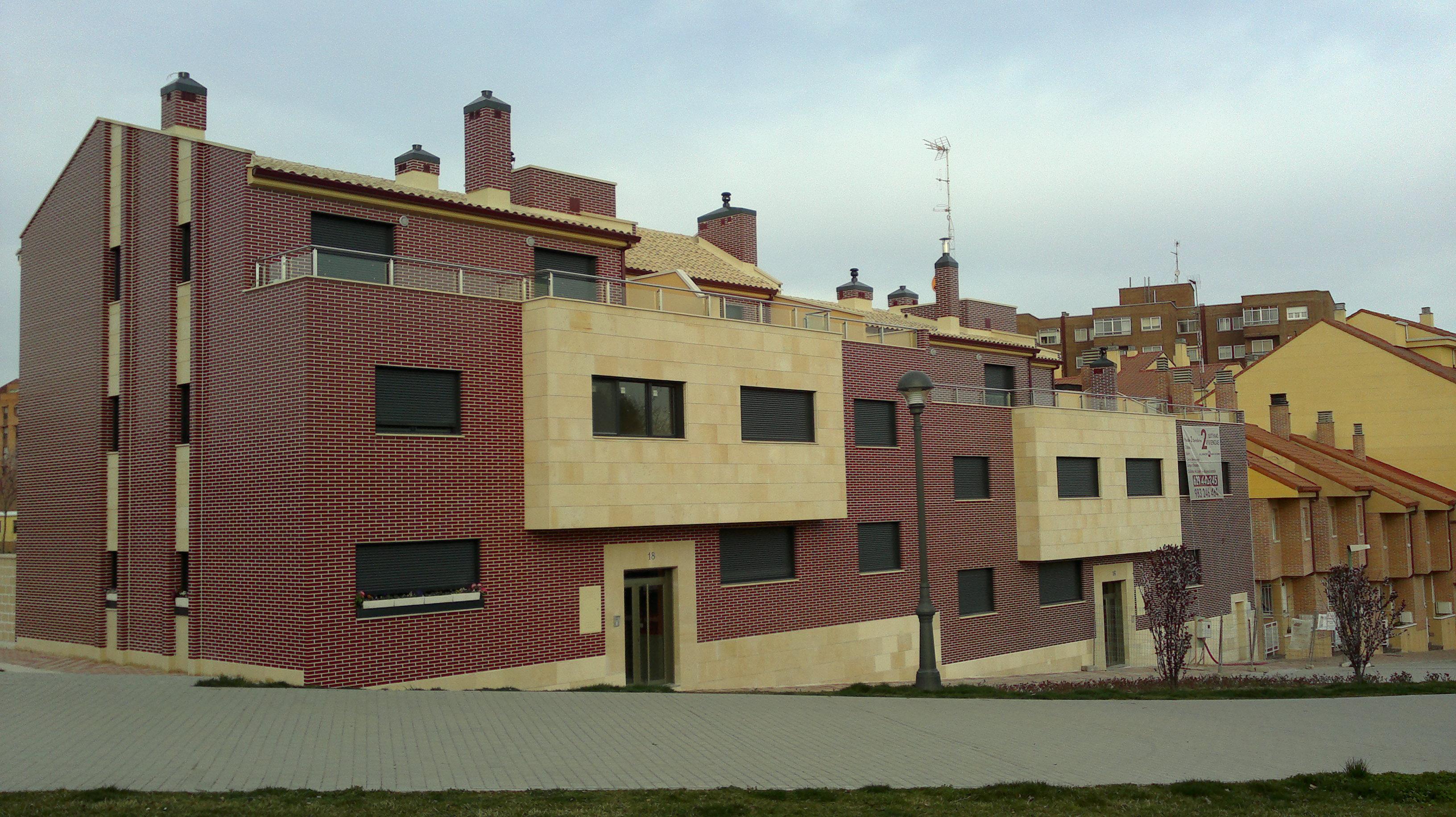 Obra y proyecto de 10 viviendas en valladolid subida de - Constructoras en valladolid ...