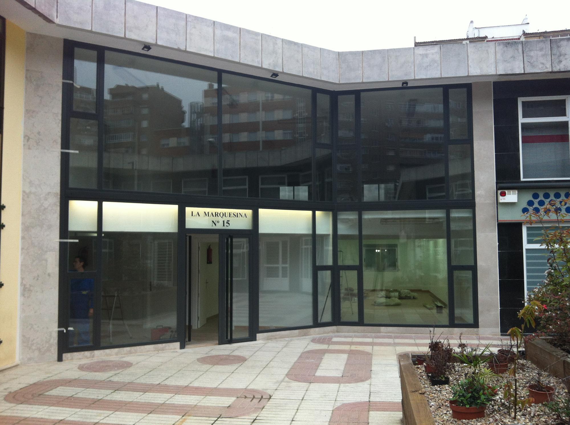 Proyecto de reforma de oficinas en valladolid pasaje de - Constructoras en valladolid ...