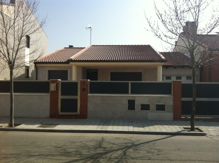 Obras y Proyectos en Valladolid